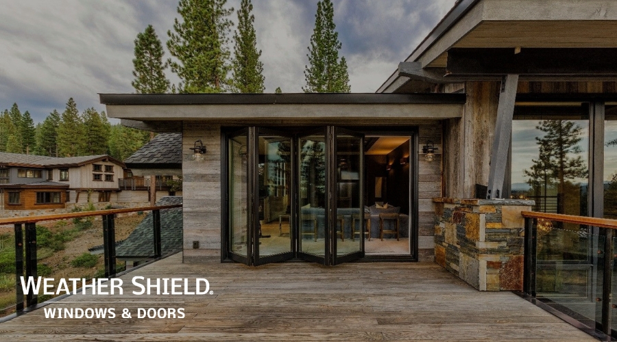 Weathershield Wood Windows & Doors​
