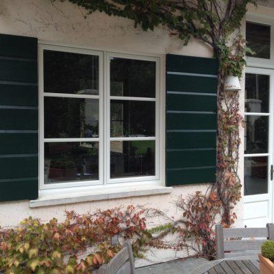 Casement Window St Helena Residence
