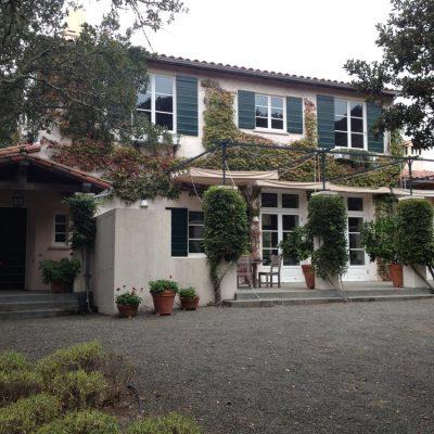 Garden St Helena Residence