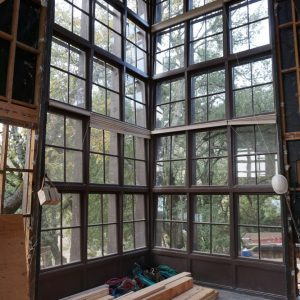 Project A Before Window Repair