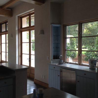 St Helena Residence Window Doors